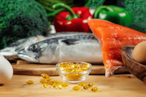 A healthy well-balanced diet improves our eyesight