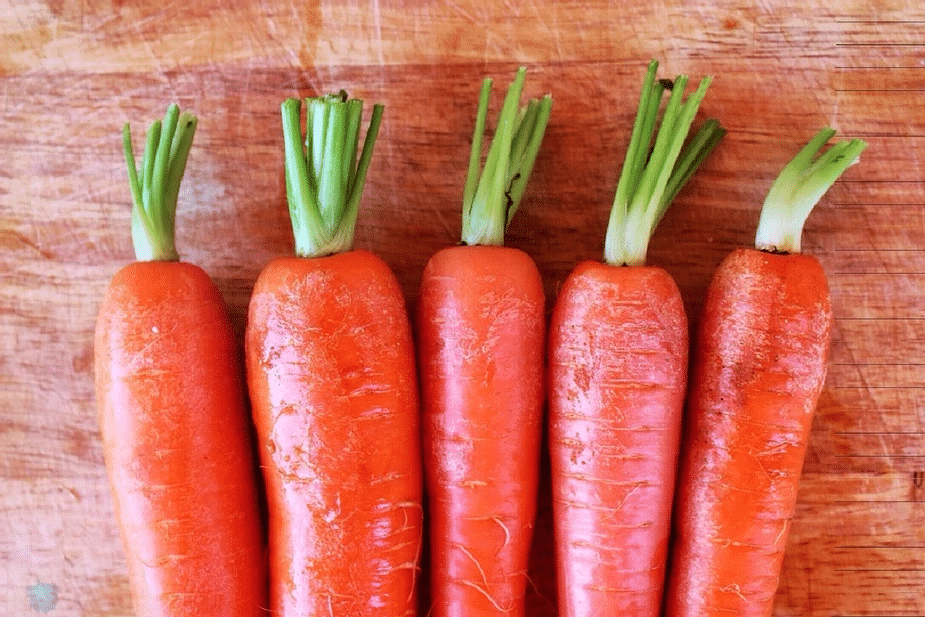 Carrot help vision
