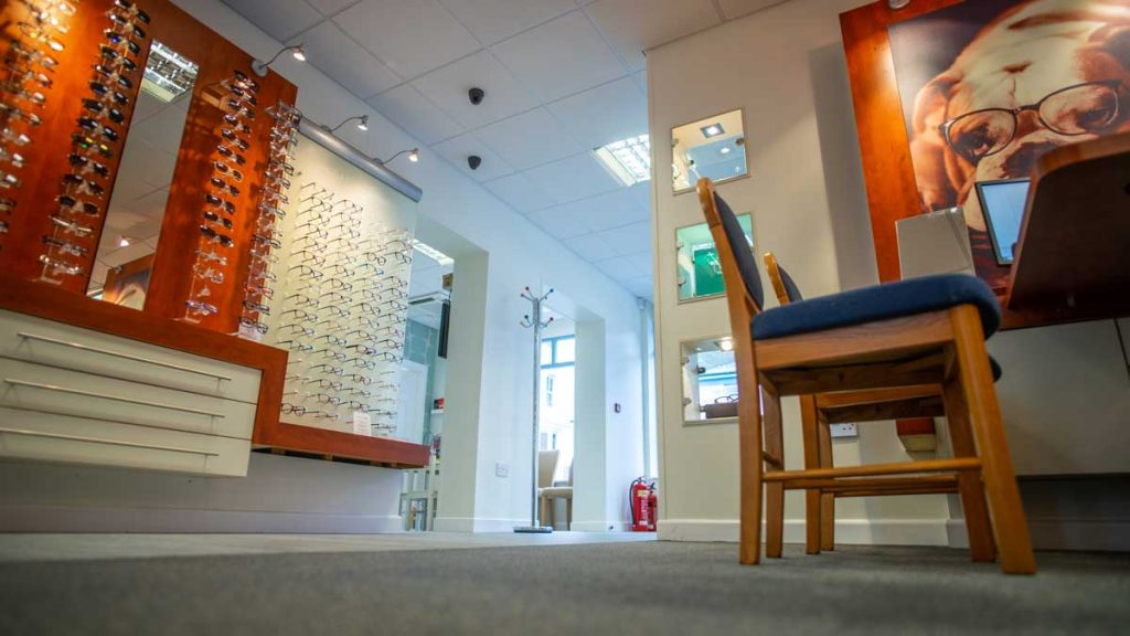 Opticians Malvern (Holland Opticians)