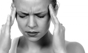 Headaches relating to eye problem