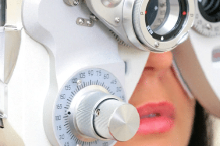 How to check your eye health