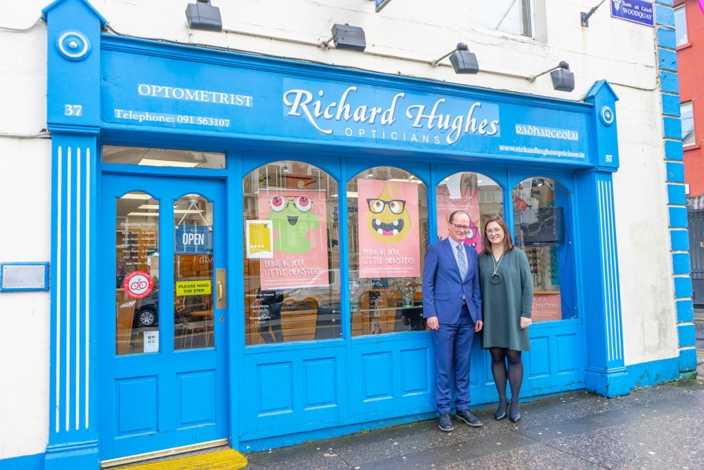 Opticians Galway (Hughes Opticians)