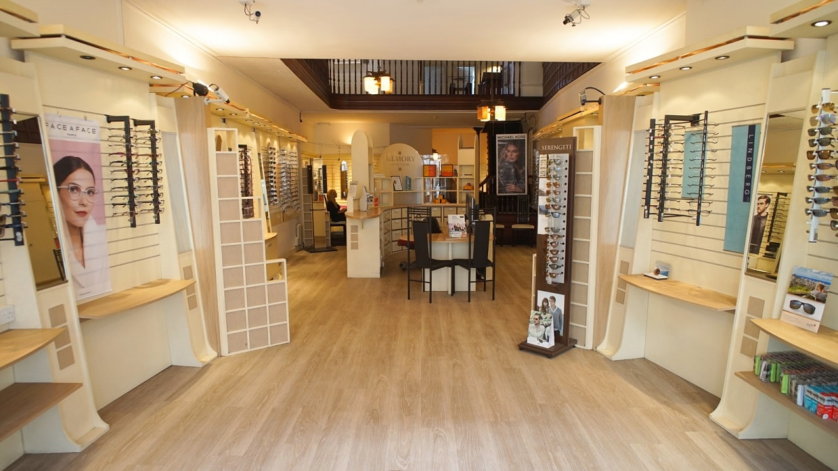 Opticians Salisbury (Memory Opticians)
