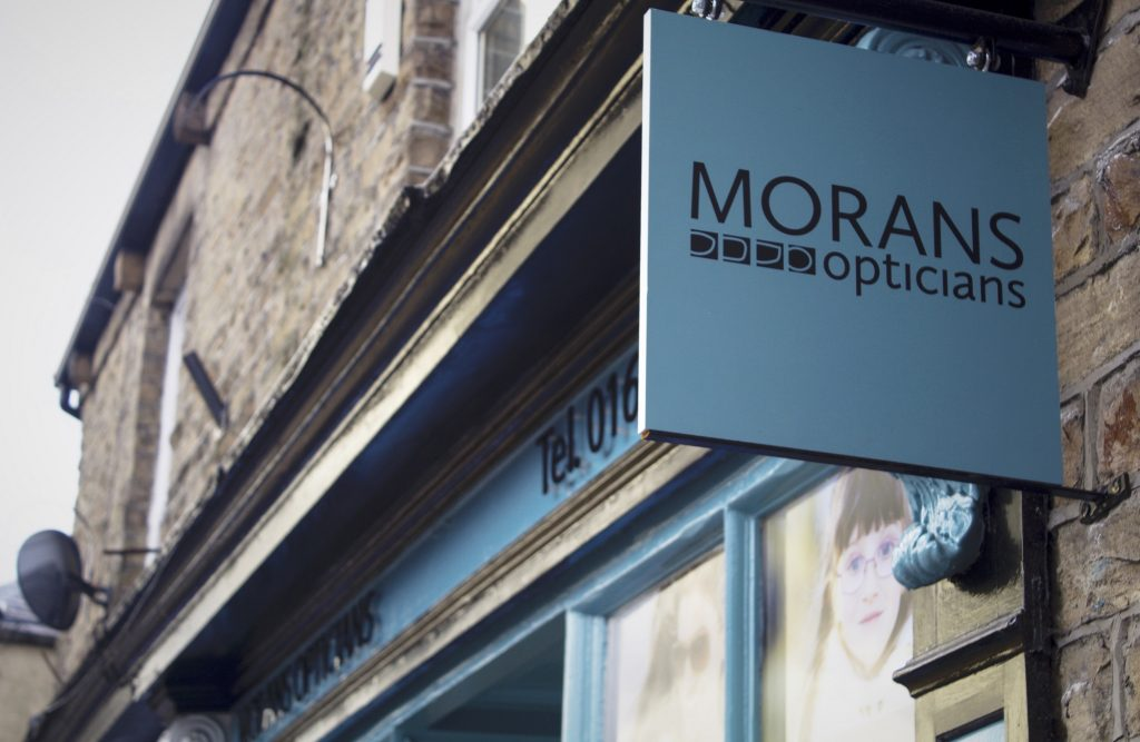Opticians New Mills (Morans Opticians)