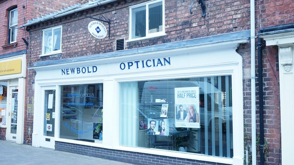 Opticians Market Drayton (Newbold Opticians)