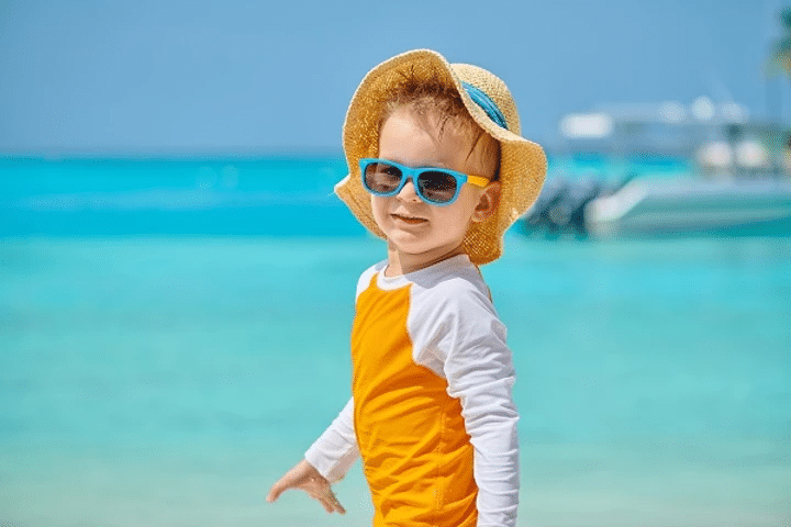Protecting your children against UV rays