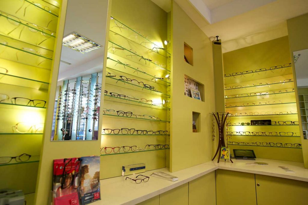 Opticians Cambridge (Clamp Optometrists)