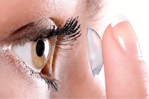 contact lenses myths