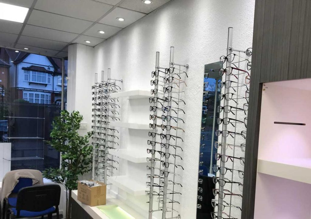 Opticians Blackpool (Graham Robinson Optometrists)