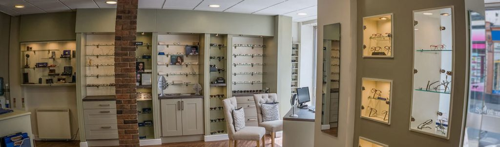 Opticians Minehead (Cranmers Optometrists)