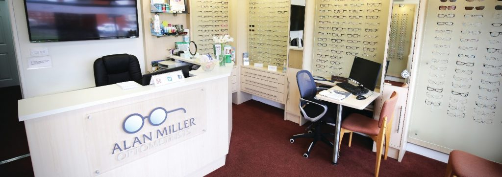 Opticians Salford (Alan Miller Optometrists)