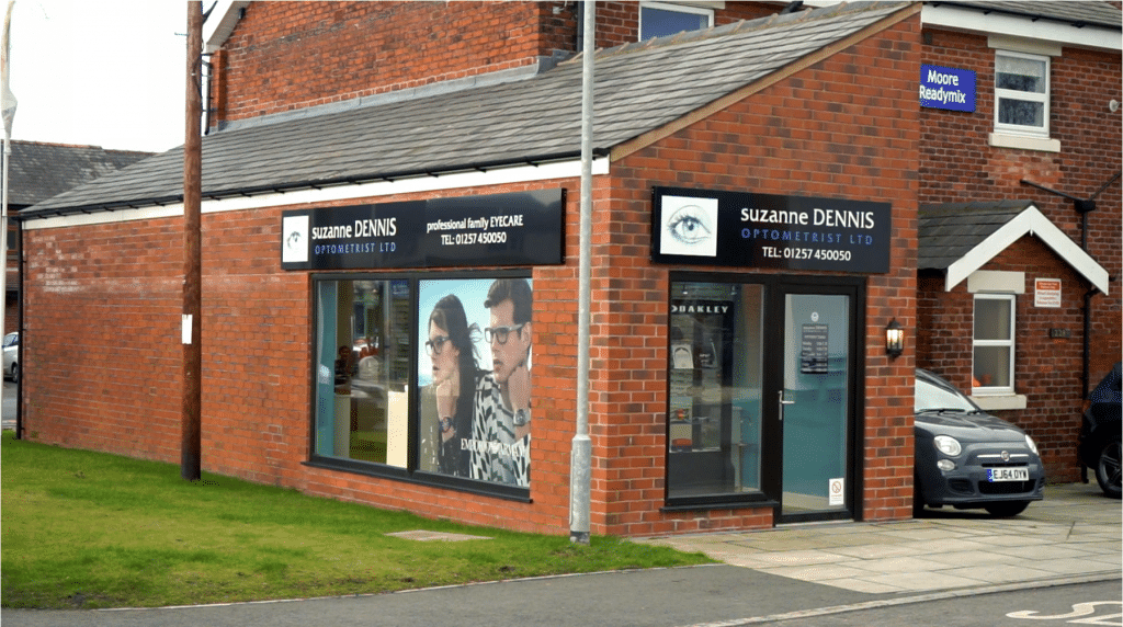 Opticians Eccleston (Suzanne Dennis Optometrist)